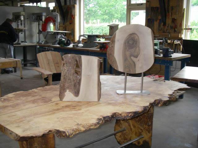 wood talking groot